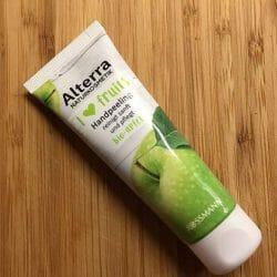 Produktbild zu Alterra Naturkosmetik I love fruits Handpeeling Bio-Apfel (LE)