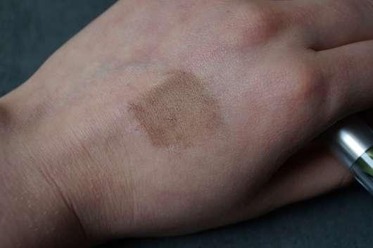 Swatch des alverde Augenbrauengels, Farbe: 03 Aschblond