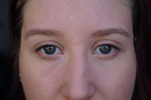 Augenbrauen mit alverde Augenbrauengel, Farbe: 03 Aschblond