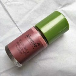Produktbild zu alverde Naturkosmetik Rouge Tint & Highlighter – Farbe: Macaron