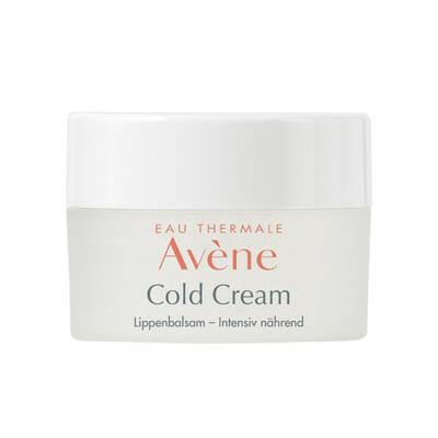Eau Thermale Avène Cold Cream Lippenbalsam im Tiegel