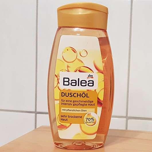 Balea Duschöl - Flasche