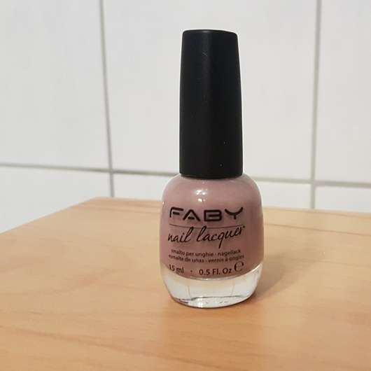 FABY Nail Lacquer, Farbe: Super Ego