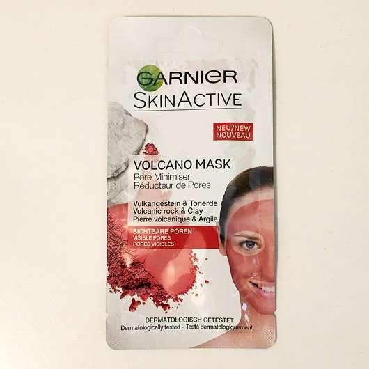 <strong>Garnier SkinActive</strong> Volcano Mask