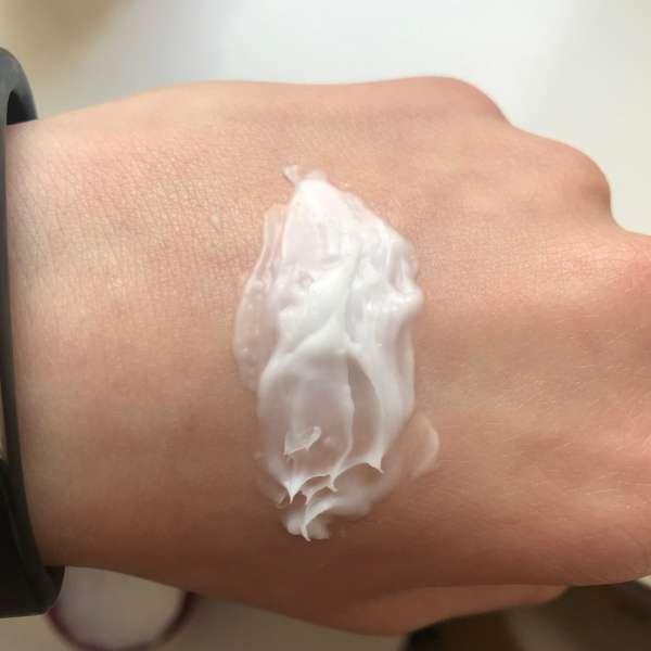 Konsistenz der Maui Moisture Revive & Hydrate + Shea Butter Hair Mask