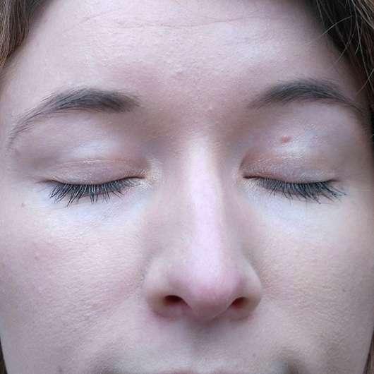 Augen Make-up mit Maybelline Color Sensational Mono Lidschatten, Farbe: 15 Gold Crush