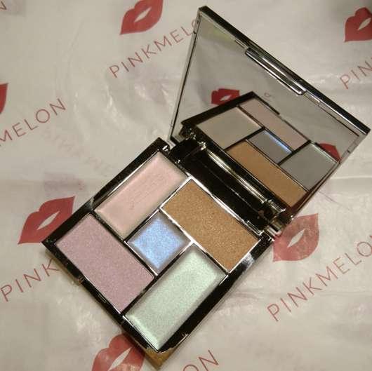 geöffnete Sleek MakeUP Highlighting Palette, Farbe: 1030 Distorted Dreams
