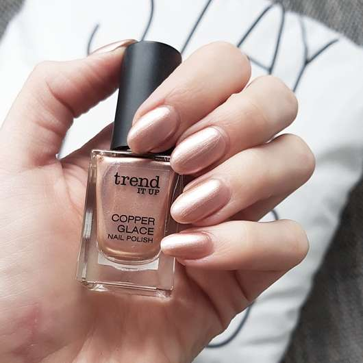 trend IT UP Copper Glace Nail Polish, Farbe: 030