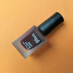 Produktbild zu trend IT UP Soft Matte Nail Polish – Farbe: 020