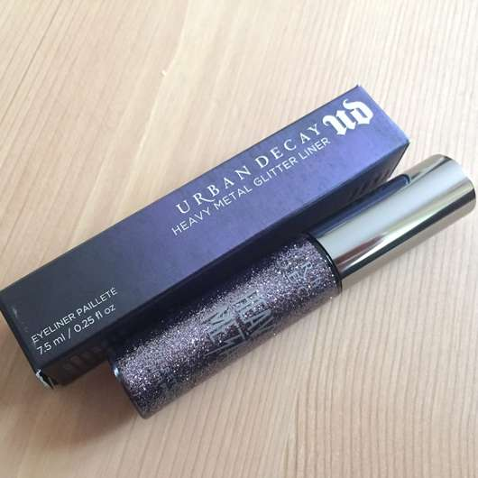 <strong>Urban Decay</strong> Heavy Metal Glitter Liner - Farbe: ACDC