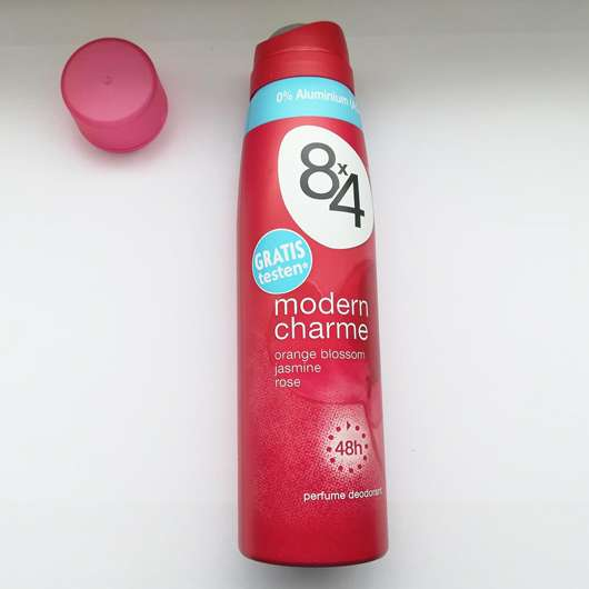 8x4 Modern Charme Deospray