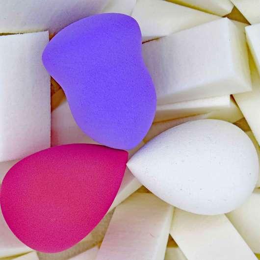 Kosmetikschwämmchen: Vom Beautyblender zum Silisponge