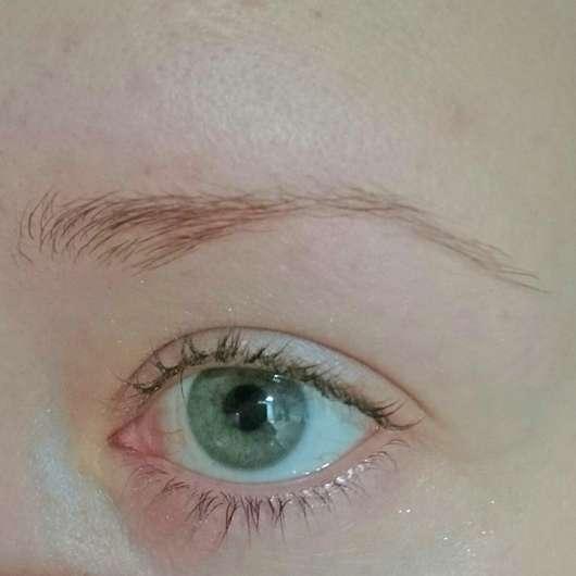 Augenbrauen ohne das alverde Augenbrauengel, Farbe: 03 Aschblond