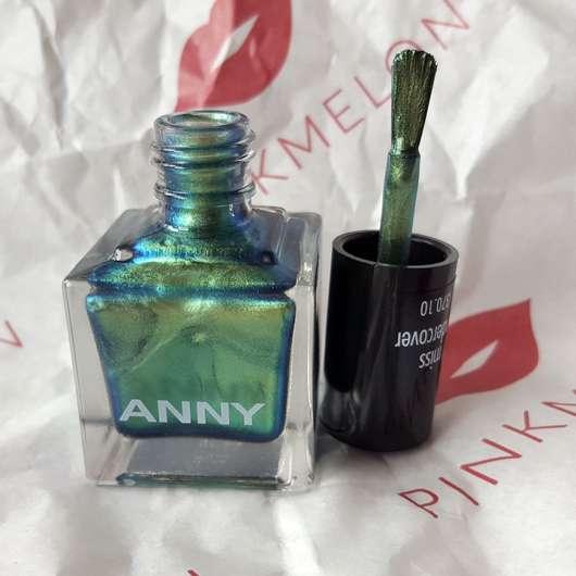ANNY Nagellack, Farbe: 370.10 miss undercover (LE) - Flakon geöffnet