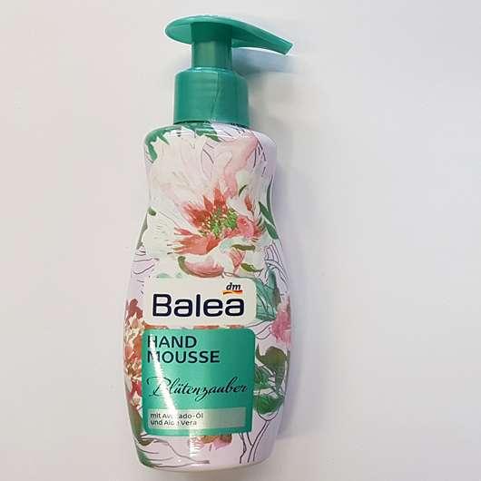 Balea Handmousse Blütenzauber - Flasche