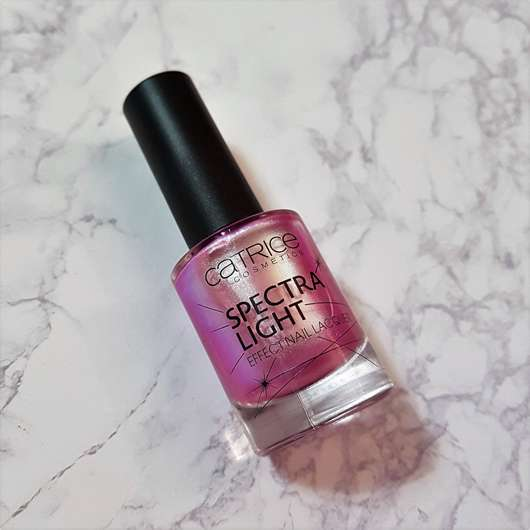 Catrice Spectra Light Effect Nail Laquer, Farbe: 02 Iridescent Illusion