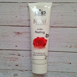 Produktbild zu CMD Naturkosmetik Rosé Exclusive Peelingcreme