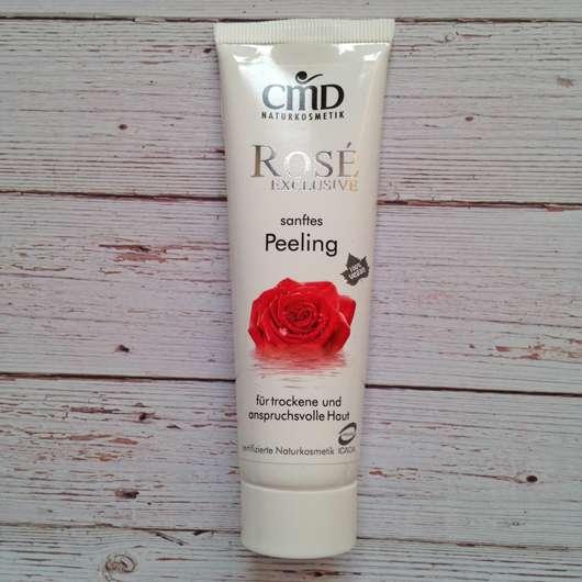 CMD Naturkosmetik Rosé Exclusive Peelingcreme