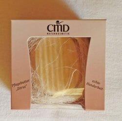 Produktbild zu CMD Naturkosmetik Pflegebutter Zitrus