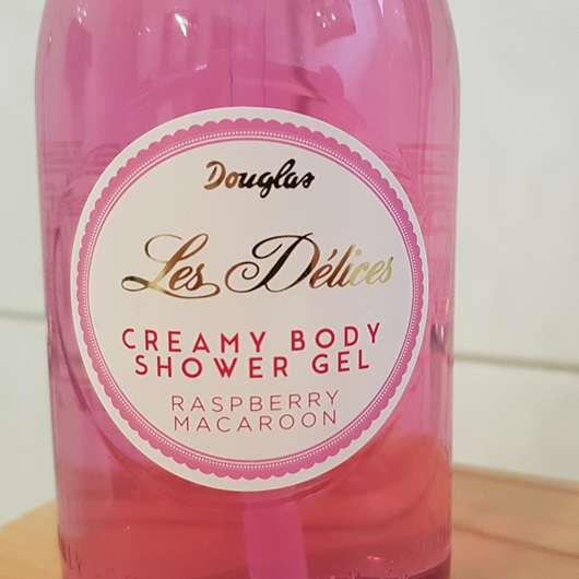 Douglas Les Délices Creamy Body Shower Gel