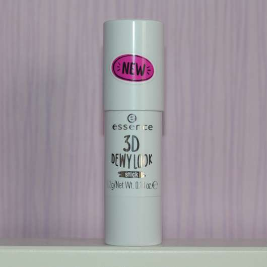 essence 3d dewy look stick, Farbe: 10 dewy is the new matte