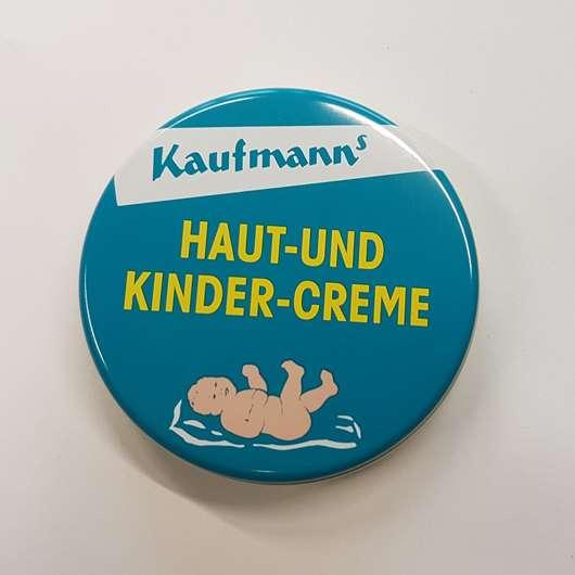 Kaufmann's Haut- und Kindercreme