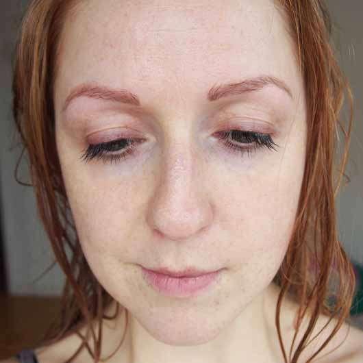 La Roche-Posay HYALU B5 Anti-Falten Pflege - Gesicht vor der Anwendung