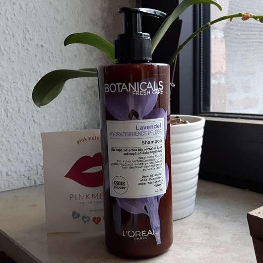 L'ORÉAL PARiS Botanicals Fresh Care Lavendel Hydratisierende Pflege Shampoo - Flasche