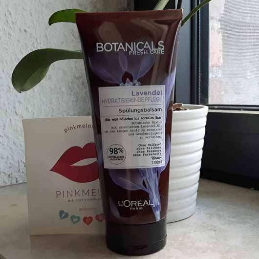 <strong>L'ORÉAL PARiS Botanicals Fresh Care</strong> Lavendel Hydratisierende Pflege Spülungsbalsam