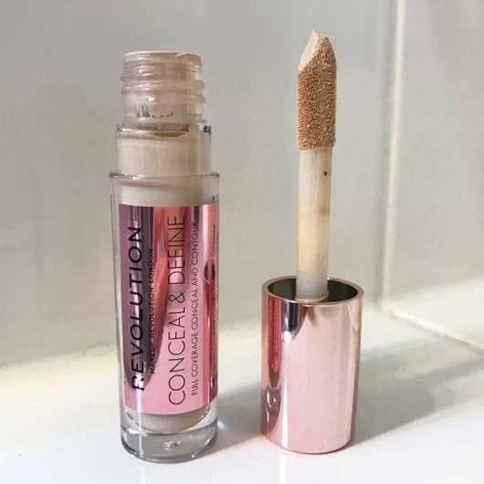 Makeup Revolution Conceal & Define Concealer, Farbe: C1