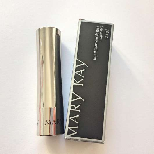 Mary Kay True Dimensions Lipstick, Farbe: Firecracker