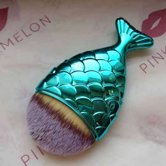Misslyn my favorite beauty brush, Farbe: 1 Turquoise (LE) - Design