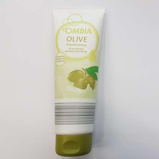 Ombia Olive Handcreme