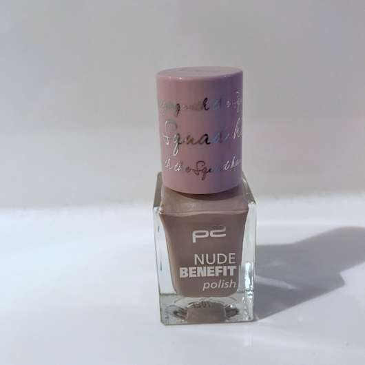 <strong>p2 cosmetics</strong> nude benefit polish - Farbe: 100 hanging with the squad