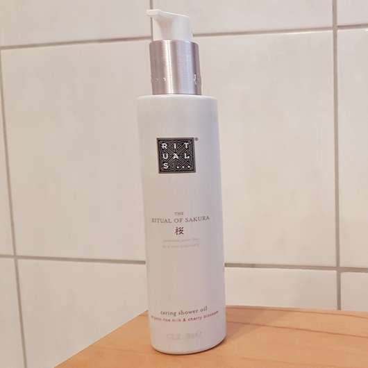 RITUALS The Ritual Of Sakura caring shower oil