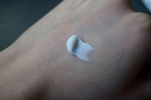 Konsistenz - Terra Naturi 5in1 Zahncreme Kräuter-Minze
