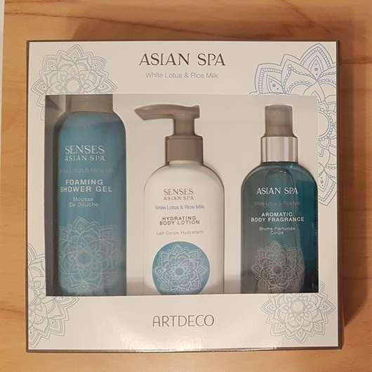 ARTDECO SENSES ASIAN SPA Skin Purity Körperpflege Set