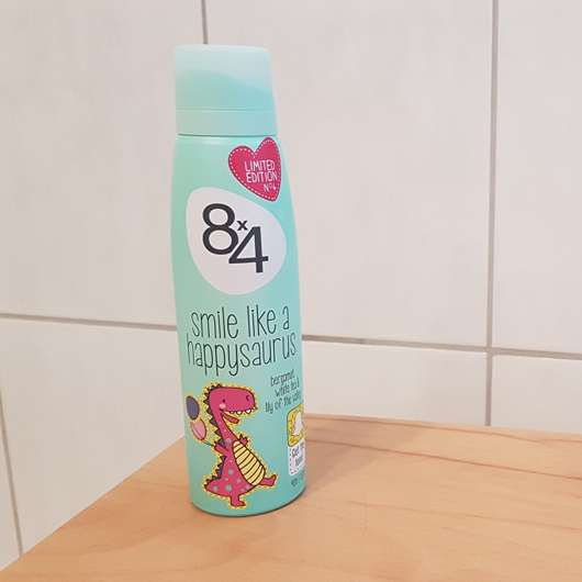 8×4 smile like a happysaurus Deodorant Spray (LE)
