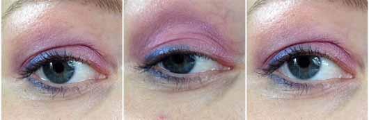 Urban Decay Distortion Eyeshadow Palette - AMU 4