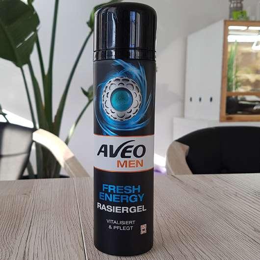 <strong>AVEO MEN</strong> Fresh Energy Rasiergel