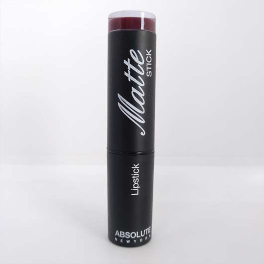 <strong>ABSOLUTE NEW YORK</strong> Matte Stick Lipstick - Farbe: NFA60 Old Mauve