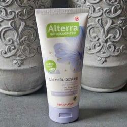 Produktbild zu Alterra Naturkosmetik Cremeöl-Dusche Bio-Malve & Bio-Amaranth