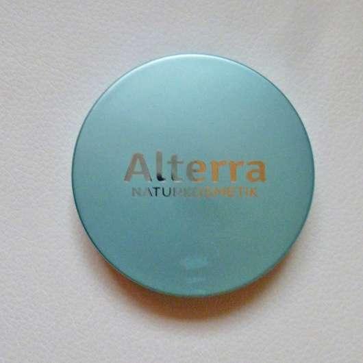 Alterra Kompaktpuder, Farbe: 02 Medium
