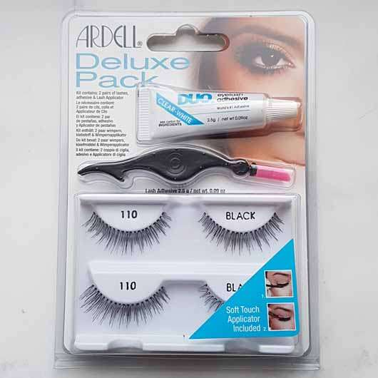 <strong>ARDELL</strong> Deluxe Pack 110 Wimpern (LE)