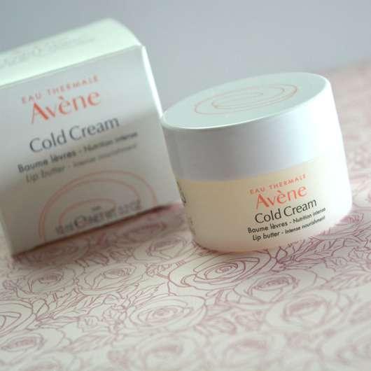 Avène Cold Cream Lippenbalsam im Tiegel