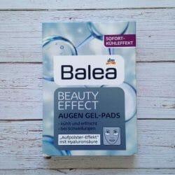 Produktbild zu Balea Beauty Effect Augen Gel-Pads