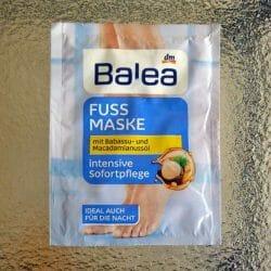 Produktbild zu Balea Fußmaske