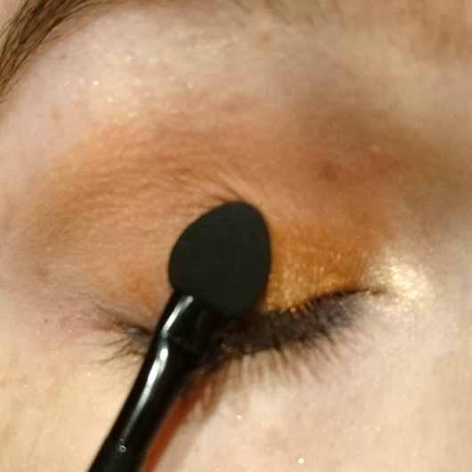 BeYu Be Fabulous Eyeshadow Palette, Farbe: 80 Feel Special (LE) - Applikator