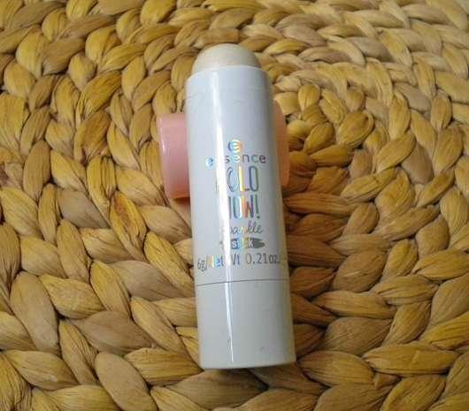 geöffneter essence holo wow! sparkle stick, Farbe: 10 sparkle in your life