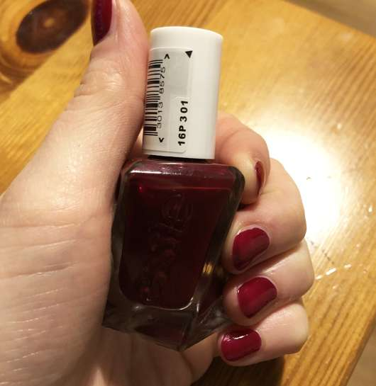 <strong>essie</strong> gel couture Nagellack - Farbe: 360 spiked with style